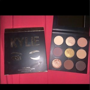 "Kylie Cosmetics ""The Sorta Sweet Palette"" (used)"